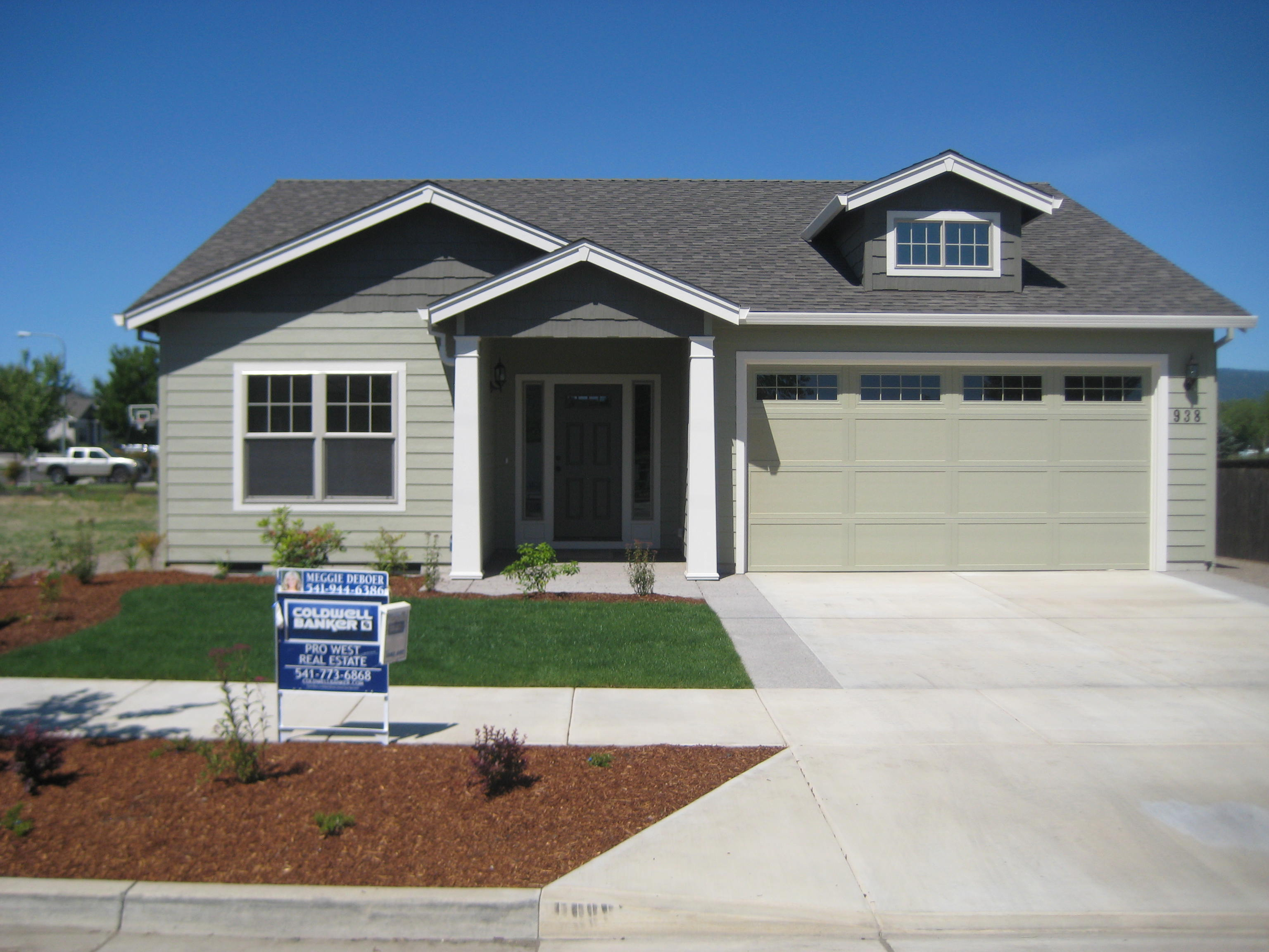 Move in ready homes pacific trend building and for 1525 terrace dr medford or